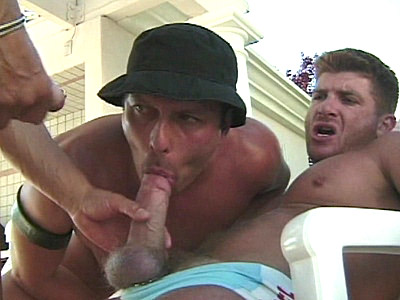 Big Muscles Big Cocks gay muscle video